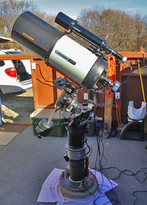 11 inch Edge HD Telescope