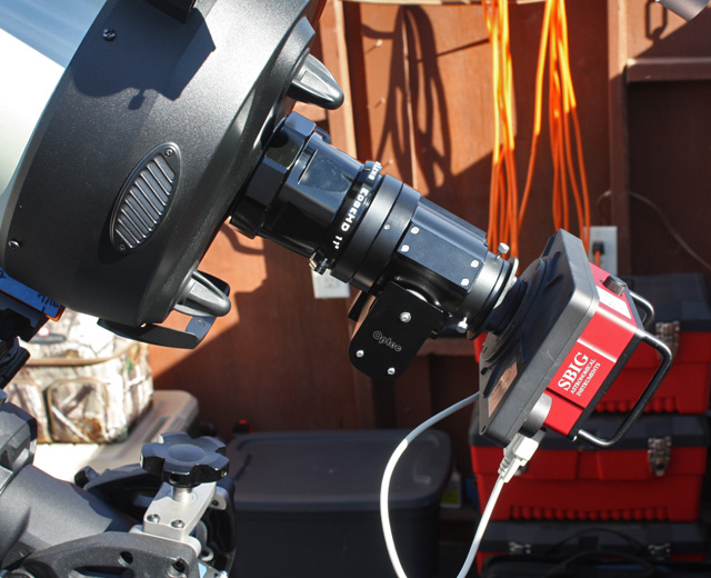 11 inch Edge HD Telescope with Focal Reducer
